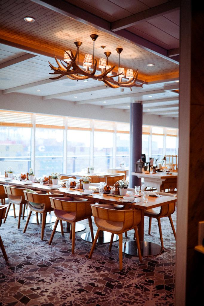TUI Mein Schiff 5 Restaurant Schmankerl Reisebericht