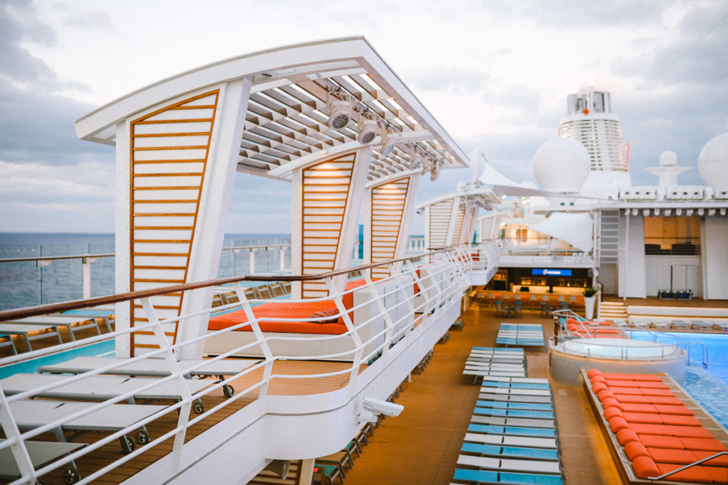 TUI Mein Schiff 5 Kreuzfahrt Reisebericht Foodblog Reiseblog Zuckerzimtundliebe Virginia Horstmann TUI Cruises