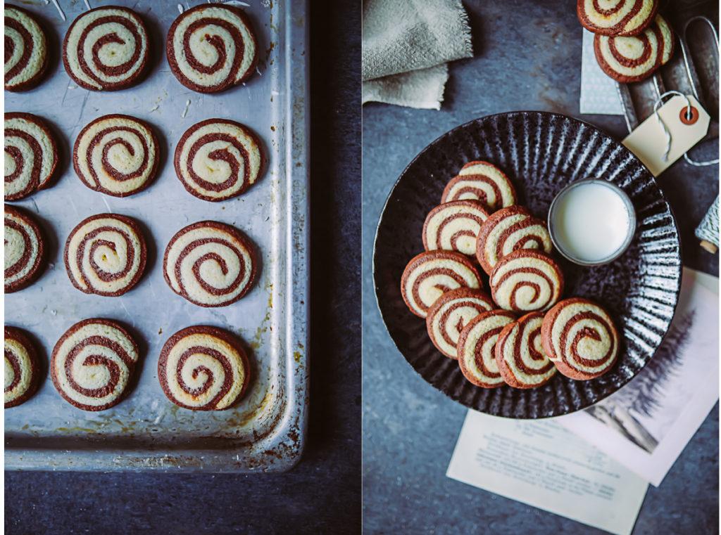 Rezept Glühwein Schwarz weiss gebäck weihnachtskekse weihnachtsplätzchen christmas cookies einfacher mürbeteig einfache weihnachtsplätzchen teig zuckerzimtundliebe foodblog backblog foodstyling cookie exchange adventsgebäck cookies cookie teig weihnachtsbäckerei