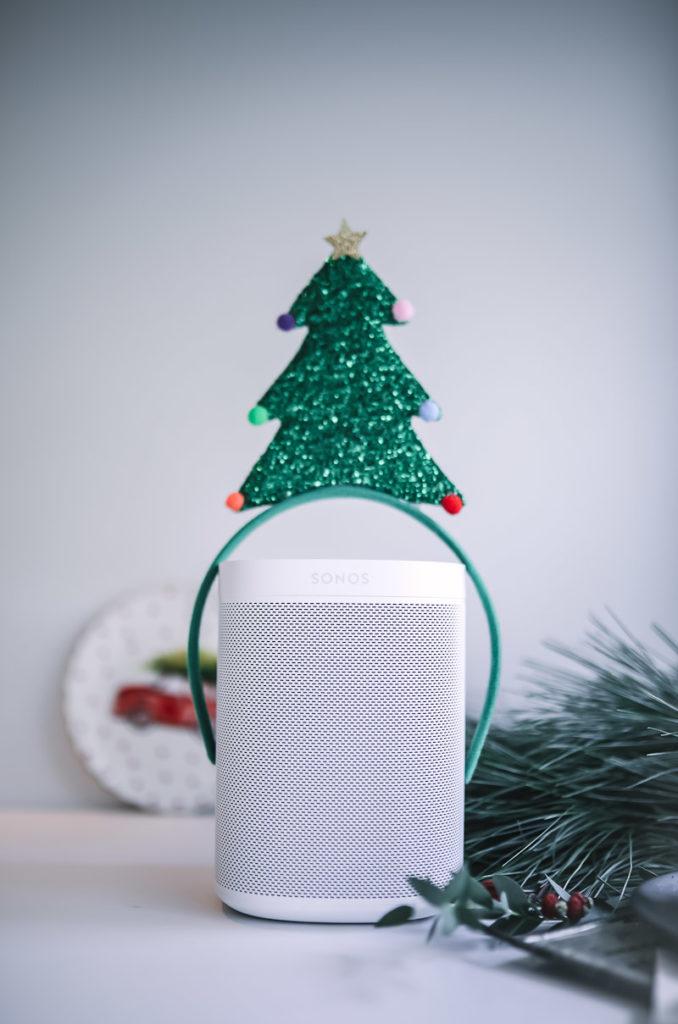 Sonos One Alexa integriert Sound Bewertung Lebkuchen Schokoladen Muffins Rezept Weihnachtsgebäck Weihachtsbäckerei gingerbread chocolate muffins sonos one zuckerzimtundliebe foodblog backblog foodstyling foodphotography zucker zimt und liebe backblog