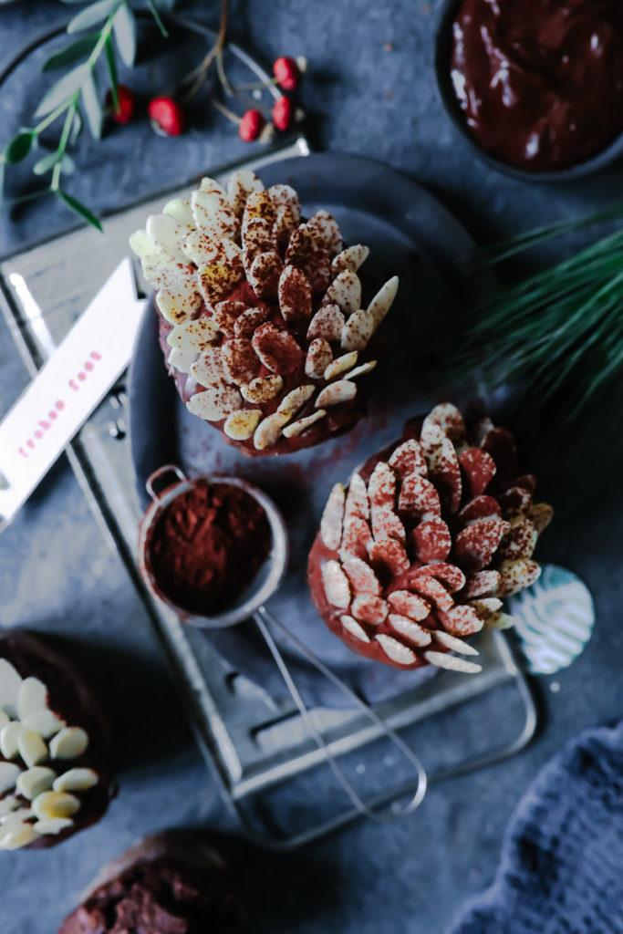 Lebkuchen Schokoladen Muffins Rezept Weihnachtsgebäck Weihachtsbäckerei gingerbread chocolate muffins sonos one zuckerzimtundliebe foodblog backblog foodstyling foodphotography zucker zimt und liebe backblog