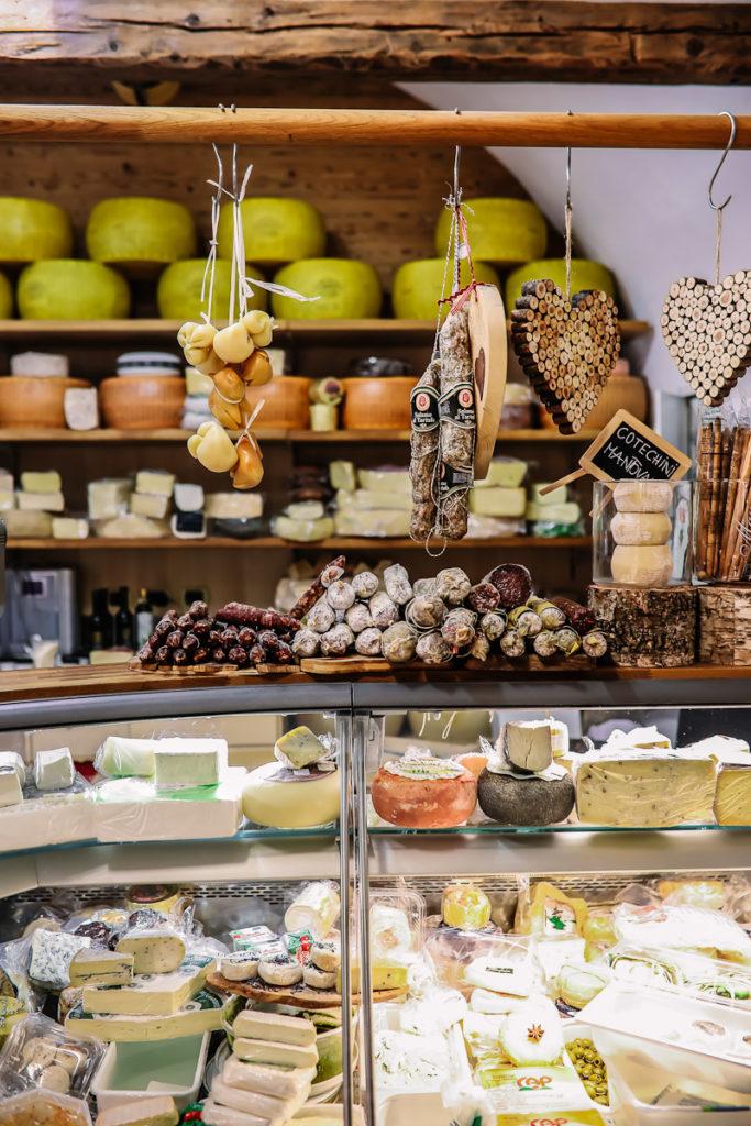 Brixen Einkaufen spezialitäten Eisacktal Südtirol