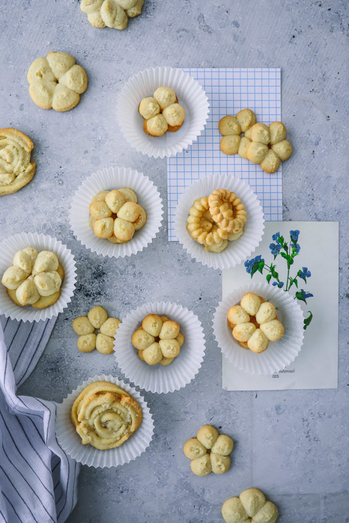 Daenische Butterkekse Rezept selber machen cookies danish cookies omakekse foodstyling food photo zuckerzimtundliebe foodblog