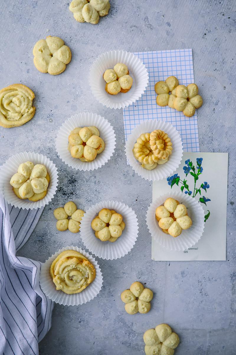 Vanille butterkekse rezept