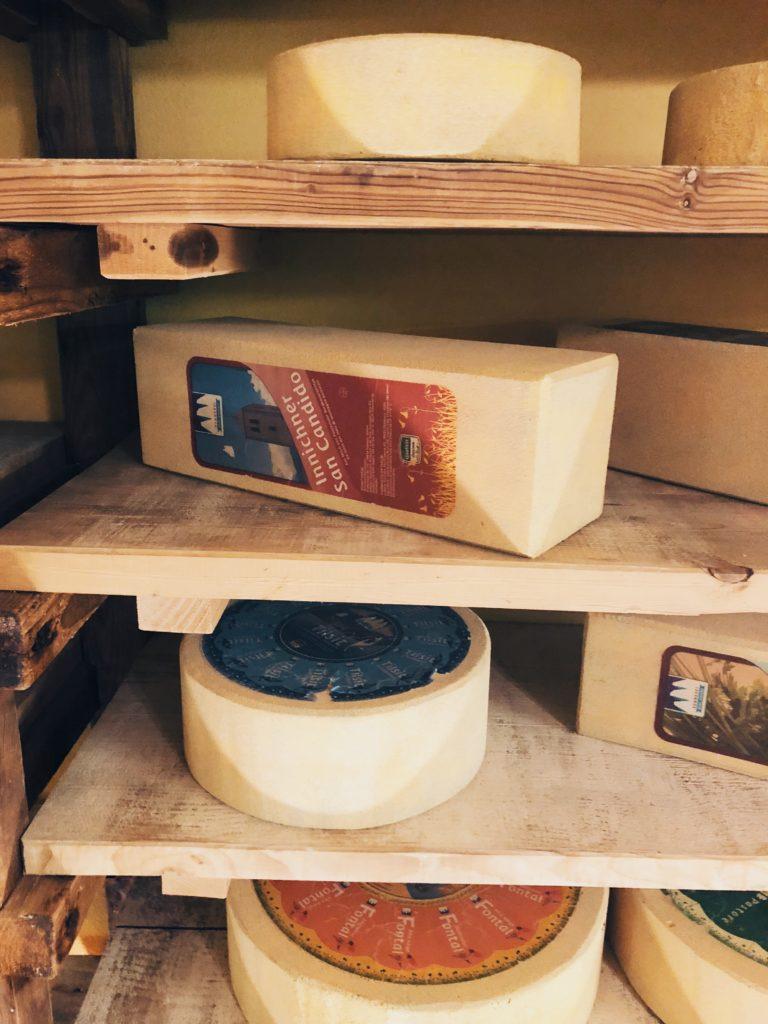 Käserei drei Zinnen Milch Südtriol Qualitätsprodukt