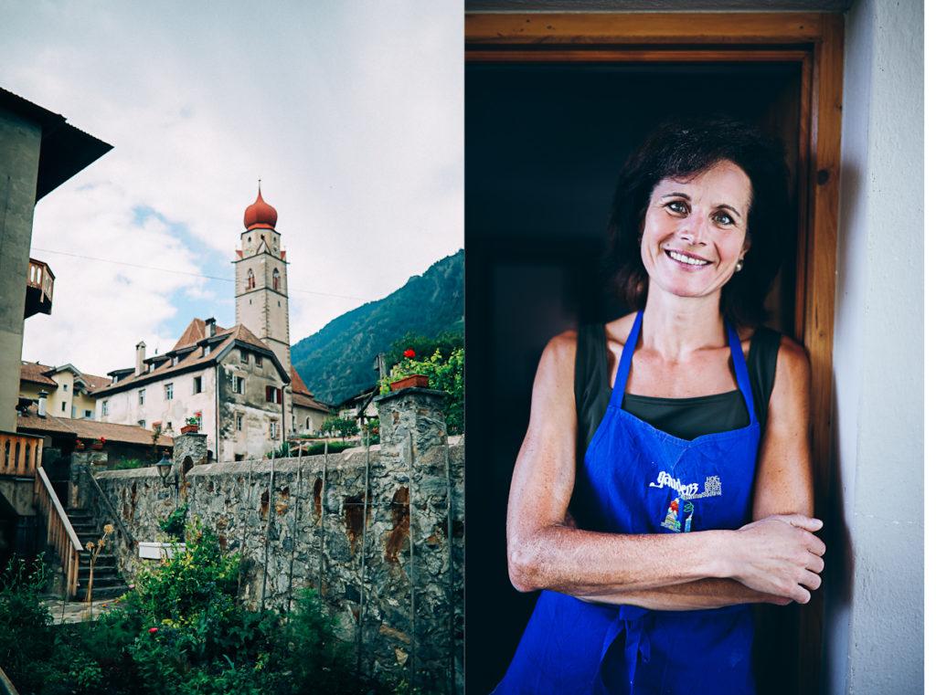 Hofbrennerei Gaudenz Meetmerano Marillenknödel Südtirol Meraner Land Christine Schönwegger reisegeschichte reisetipp zuckerzimtundliebe