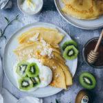 Zespri Kiwi Crepes Crepe Grundrezept französische Pfannkuchen Foodblog Kiwirezepte Fruehstueck brunch ideen zuckerzimtundliebe foodblog backblog thebakefeed
