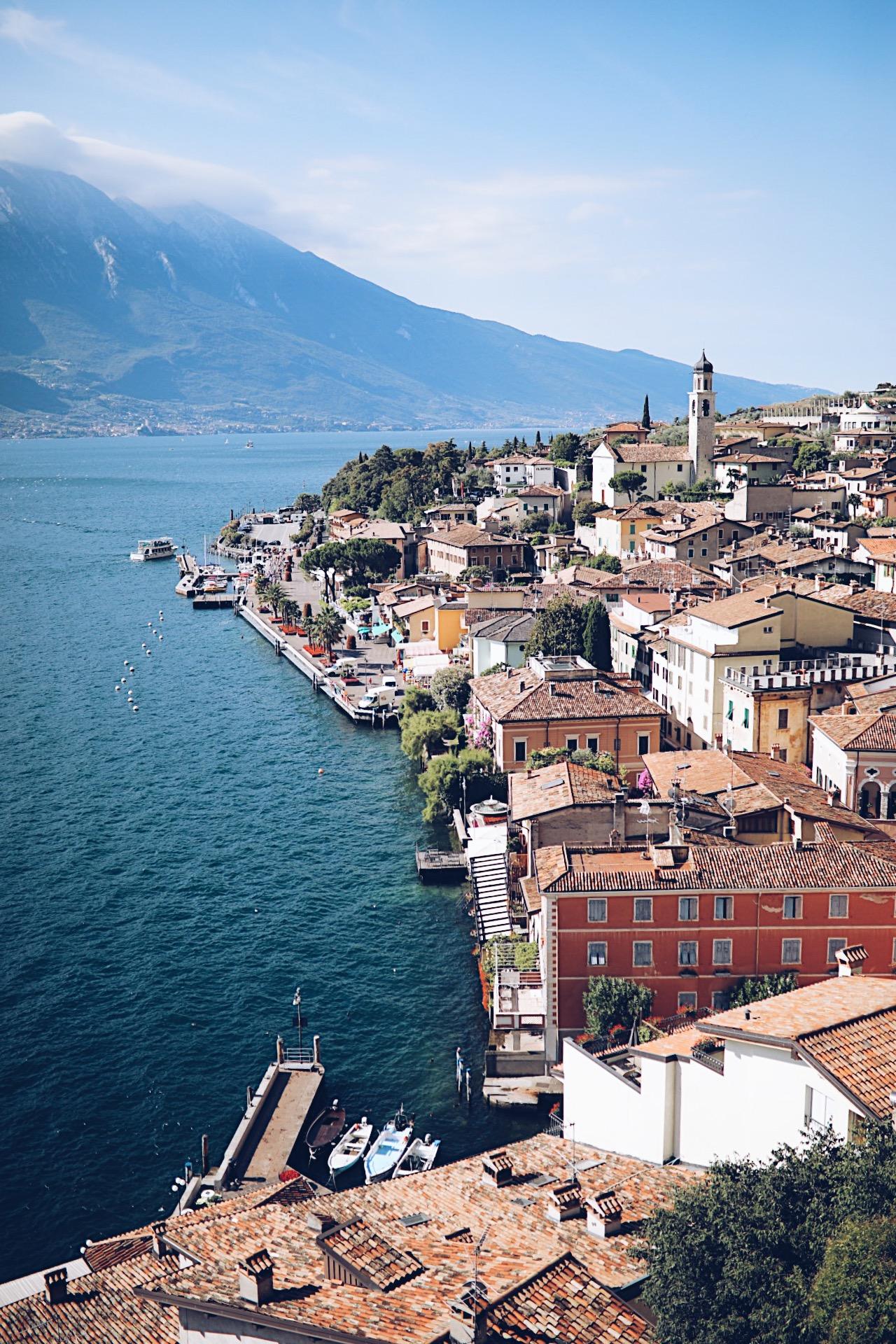 Eine Kleiner Urlaub Am Gardasee Mit Riva Limone Und
