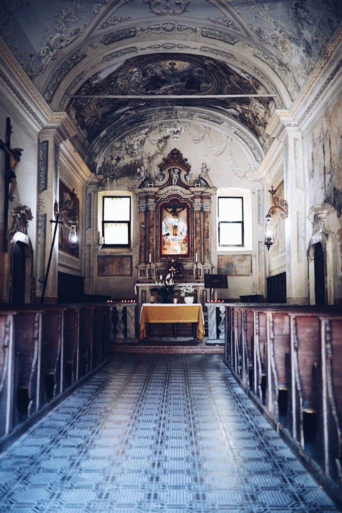 Malcesine Church Kirche Gardasee Lago di Garda Reisebericht travel italy zuckerzimtundliebe