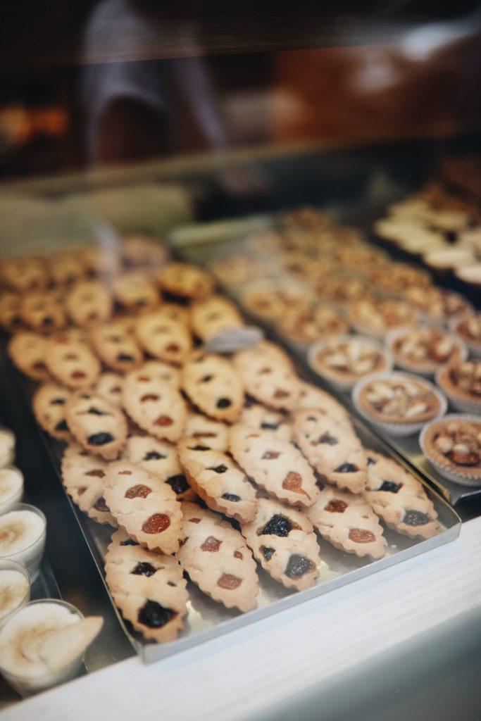 Florenz italienische Kekse italian cookies florence travel