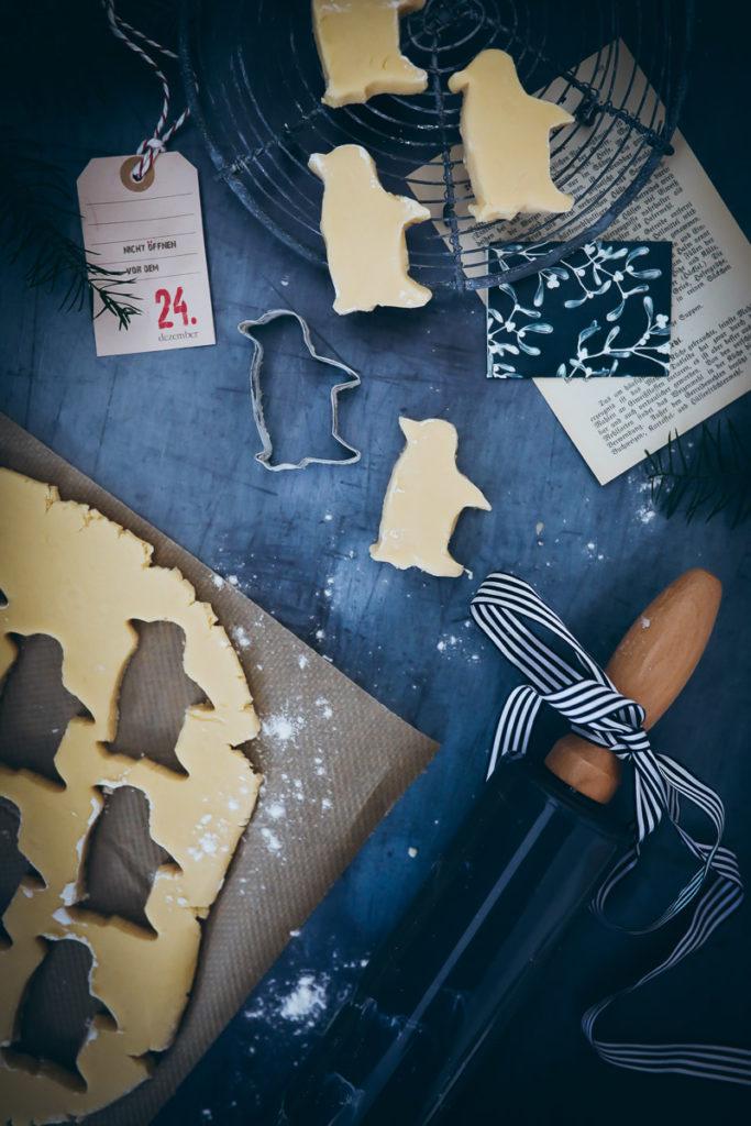 Tchibo Nudelholz Teigroller Marmor marble kitchen gadget küchenzubehör weihnachtsgeschenke für geniesser und hobbyköche foodstyling ausstechplätzchen zuckerzimtundliebe backblog