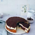 Donauwelle Rezept Springform kirsch kuchen cherry cake danube wave cake german cake kuchenklassiker zuckerzimtundliebe kuchenbuffet food styling food photography foodstylist