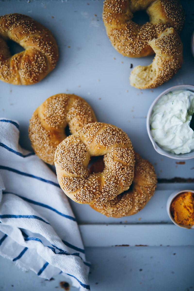 Rezept griechische Sesamringe | Zucker, Zimt und Liebe