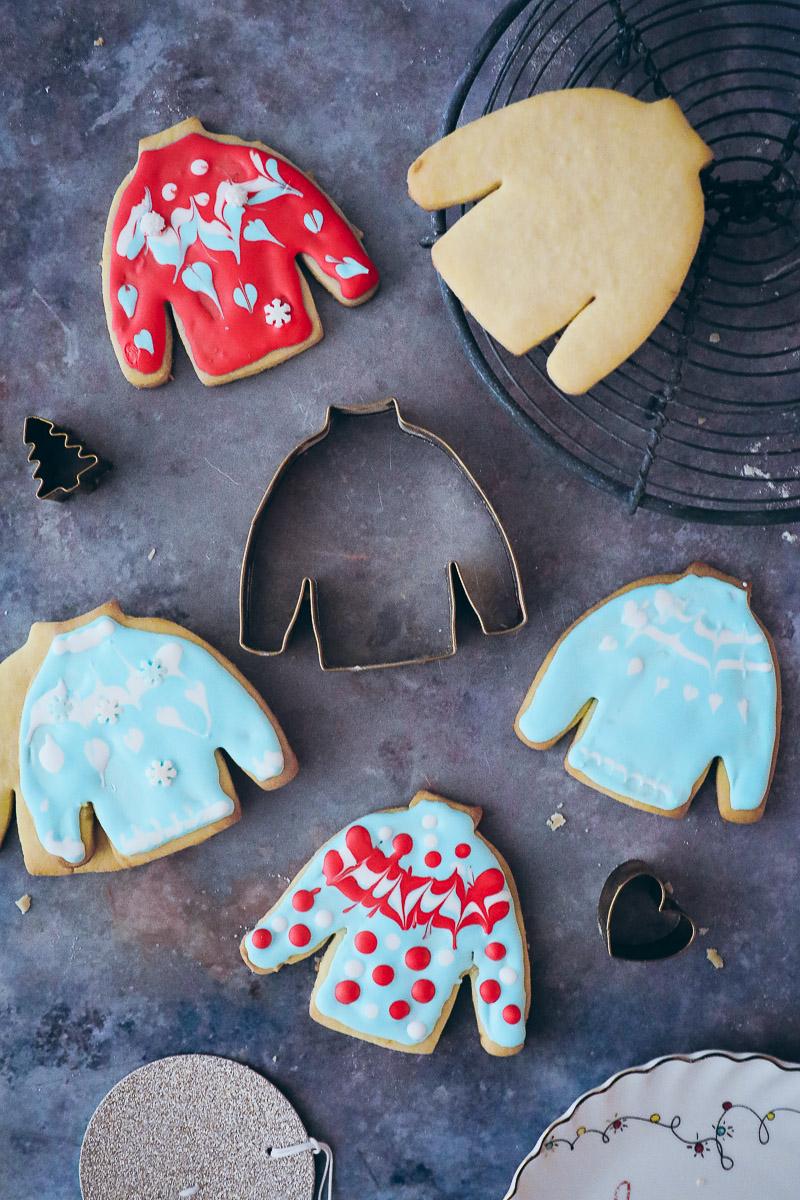 Ausstecher ausstechform keks Lebkuchen Junge und Mädchen 2 Stücke//set