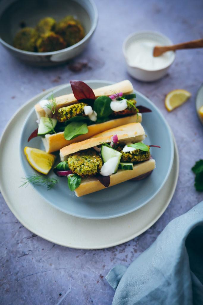 Falafel rezept falafel sandwich recipe food styling stulle sandwichrezept kichererbsen falafel selber machen food stylist foodblog backblog zuckerzimtundliebe
