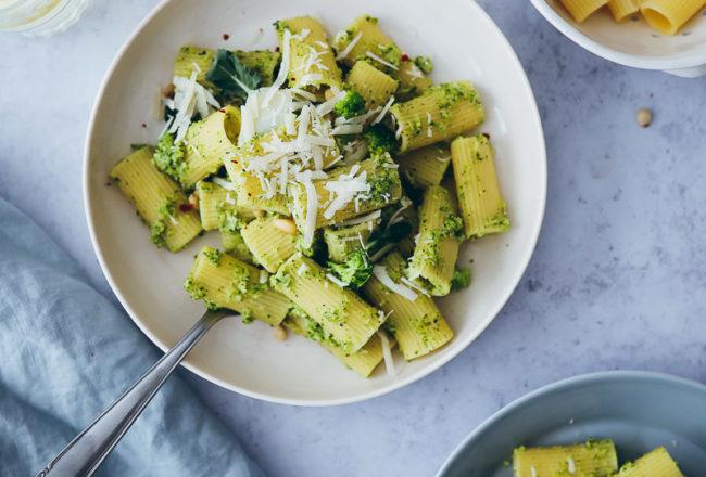 Brokkoli Pesto Pastarezept Pestorezepte brokkoli rezept gemüse rezept einfaches mittagessen simple meals cookfeed zuckerzimtundliebe foodstyling deutscher foodblog vegetarisches mittagessen foodstylist