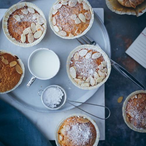 Gato de Almendra Kuchen ohne Mehl Backen ohne Mehl Muffins ohne Mehl Mandelmuffins einfaches Muffin Rezept Mallorca zuckerzimtundliebe Backblog Foodstylist bakefeed food 52 glutenfrei backen