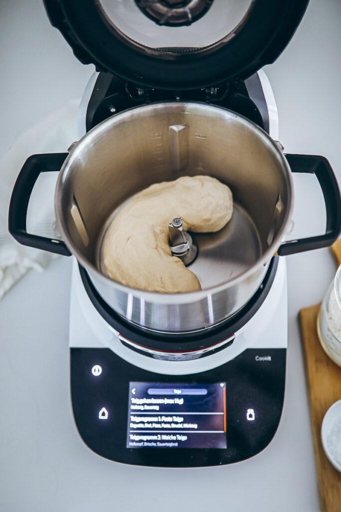 Zupfbrot Kräuterbaguette Muffins Pull apart bread muffins rezept recipe kräuterbrot bosch cookit test zuckerzimtundliebe grill beilagen foodstyling food photography