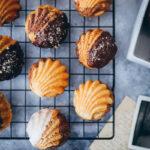 Nusskuchen Marmorkuchen Muffins Rezept hazelnut marble muffins madeleines recipe foodstyling food52 bakefeed bake from scratch feedfeed backblog
