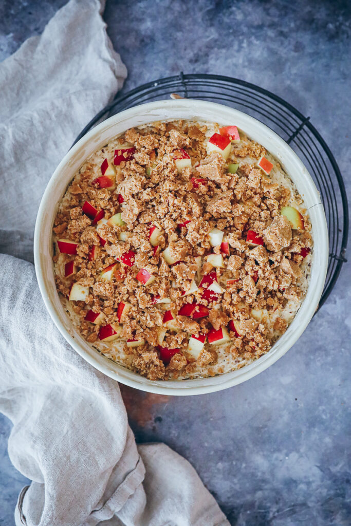 Apfelstreuselkuchen Rezept einfaches apfelkuchen rezept bester apfelkuchen apple streusel cake haselnuss kuchen apfel nuss kuchen bakefeed foodstyling food photo zuckerzimtundliebe die besten apfelkuchenrezepte