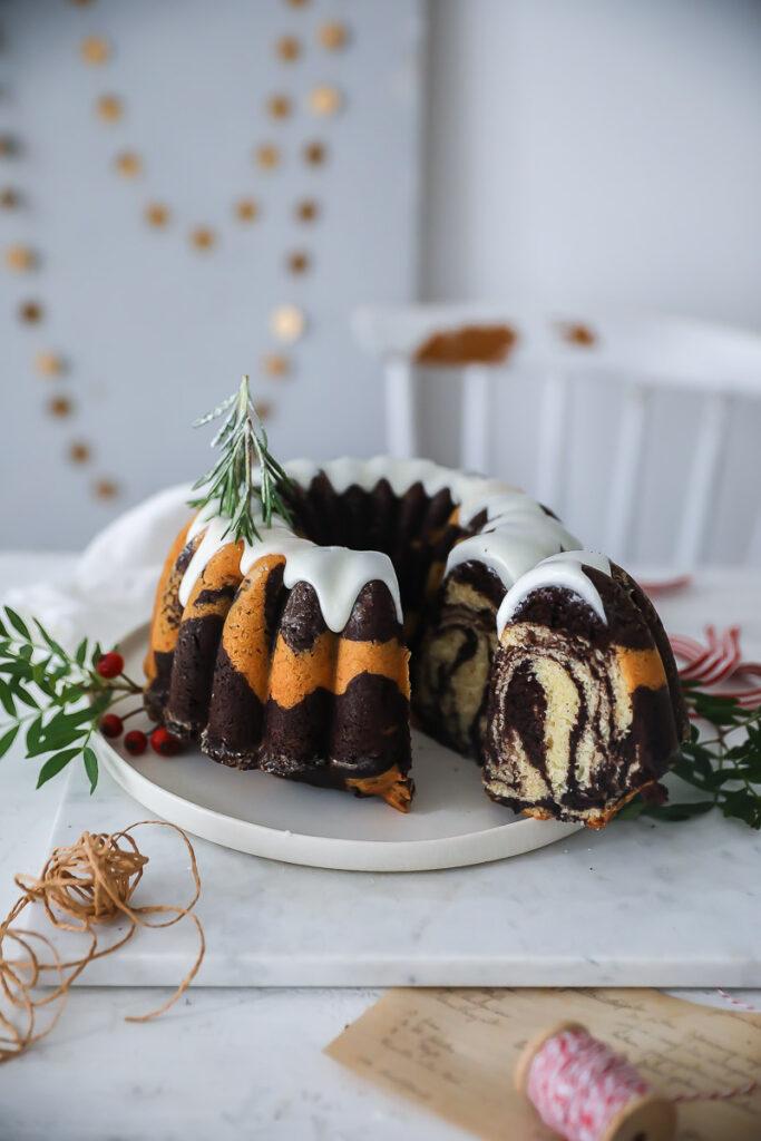 Gewürzkuchen Rezept Weihnachtskuchen bester marmorkuchen gugelhupfrezept dicker zuckerguss foodstyling bakefeed feedfeed food52 zuckerzimtundliebe backblog christmas bundt cake spice cake